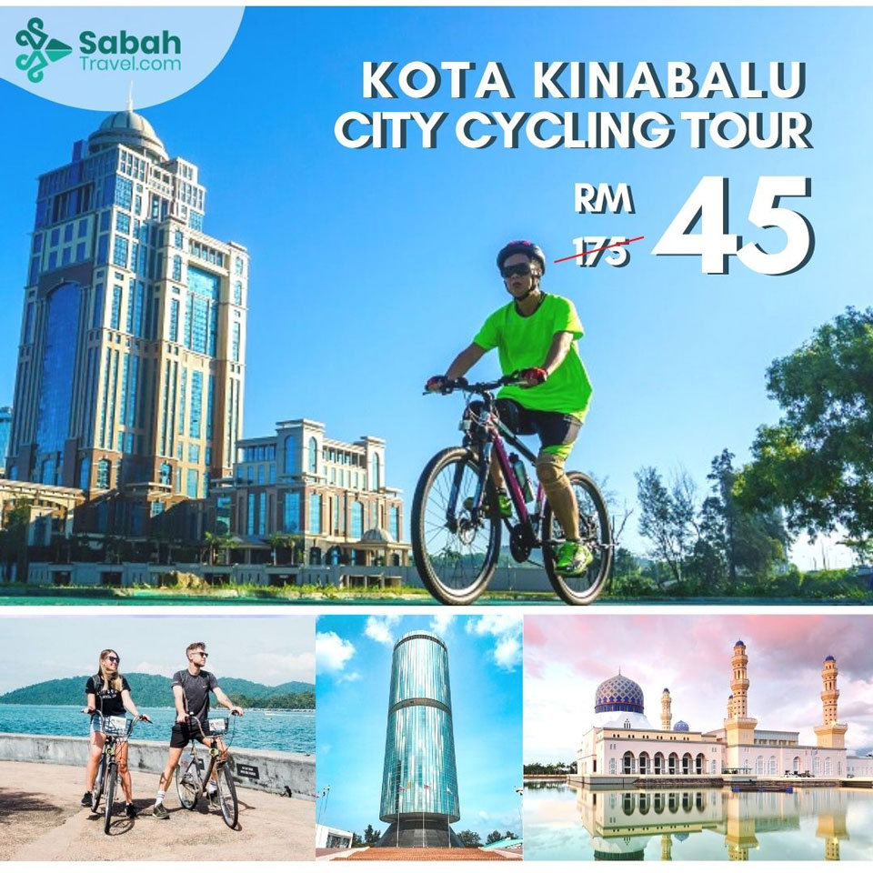 Kota Kinabalu City Cycling Tour