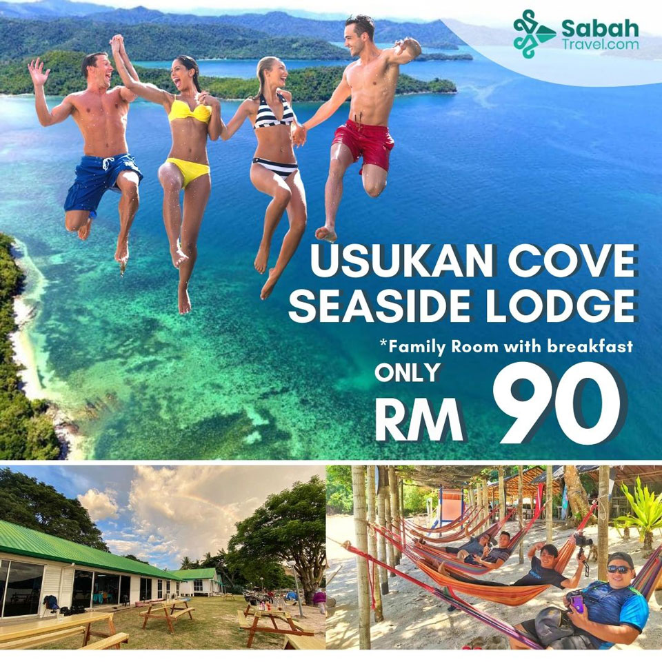 Usukan Cove Seaside Lodge