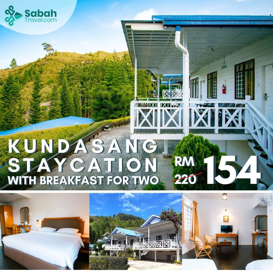 Kundasang Staycation