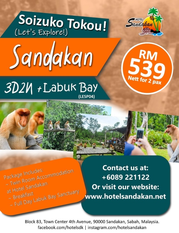 Sandakan Stay Pass