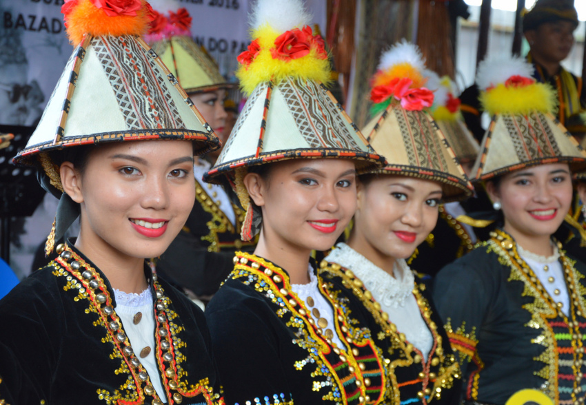 The people of Sabah