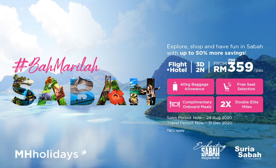 #bahmarilah – Explore, shop and have fun in Sabah