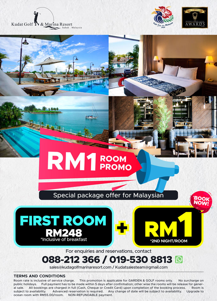 Special Package Offer For Malaysian