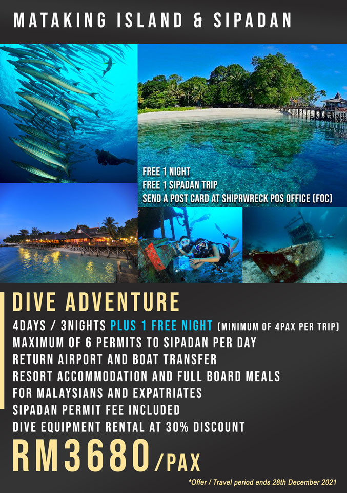 The Resort Dive Resort – Mataking Island