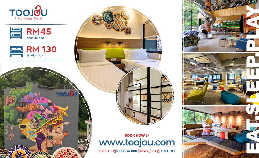 Book now @ Toojou
