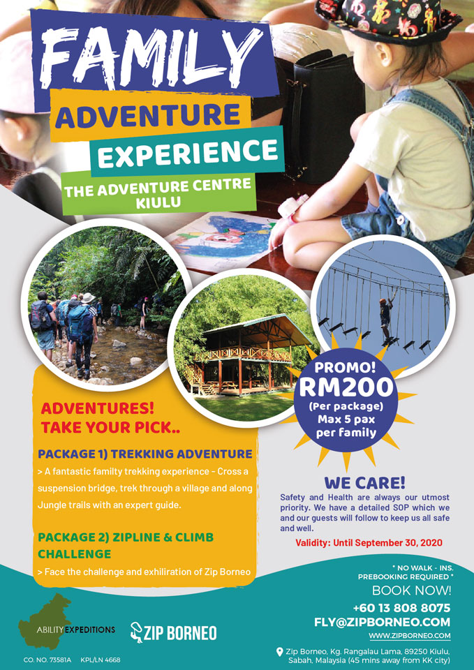 Family Adventure Experience
