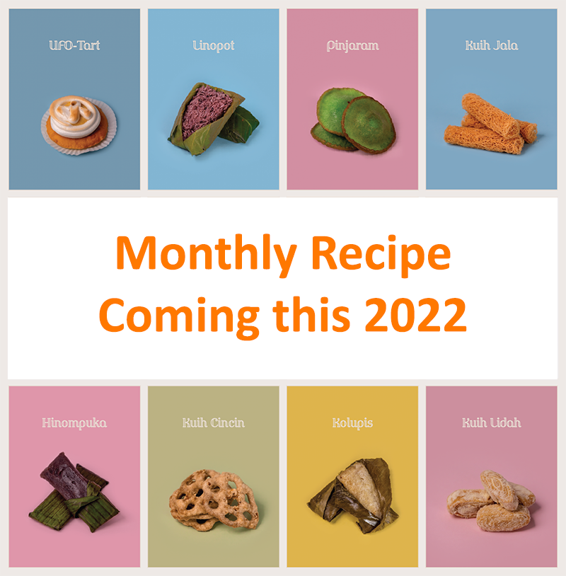 STB Monthly Recipe