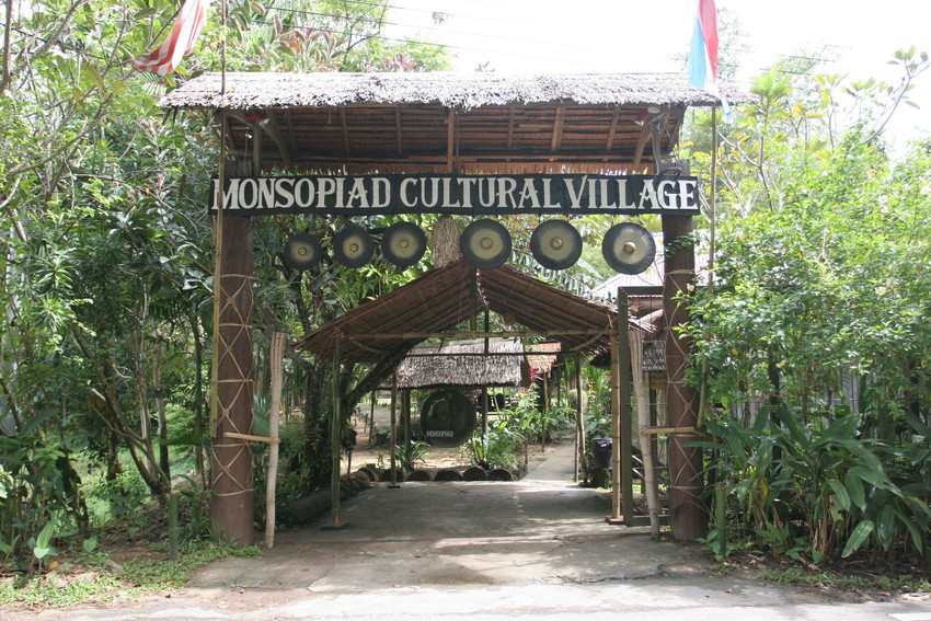 Monsopiad Heritage Village