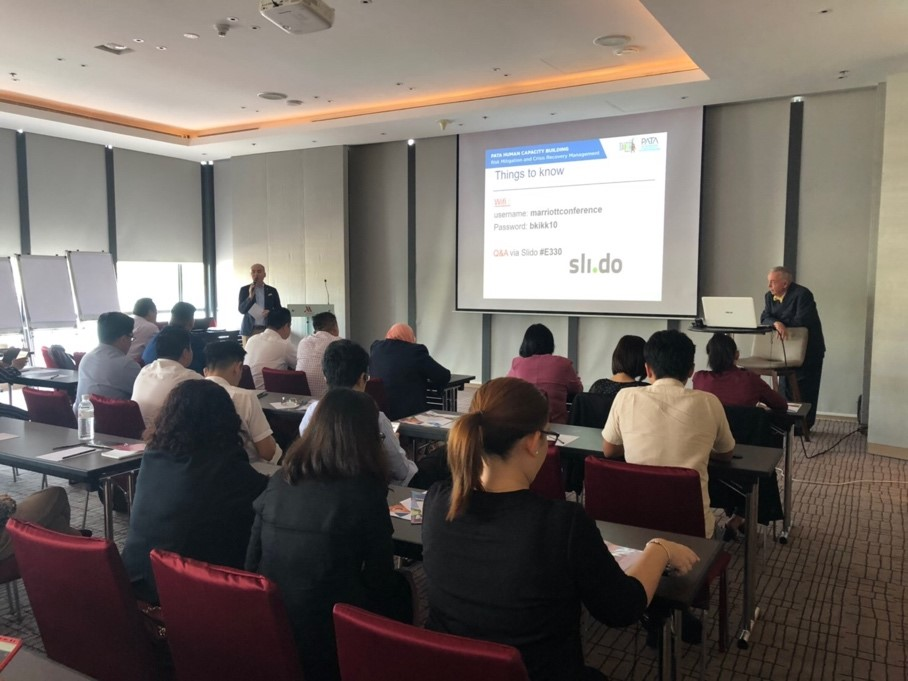 PATA prepares travel industry professionals in Malaysia