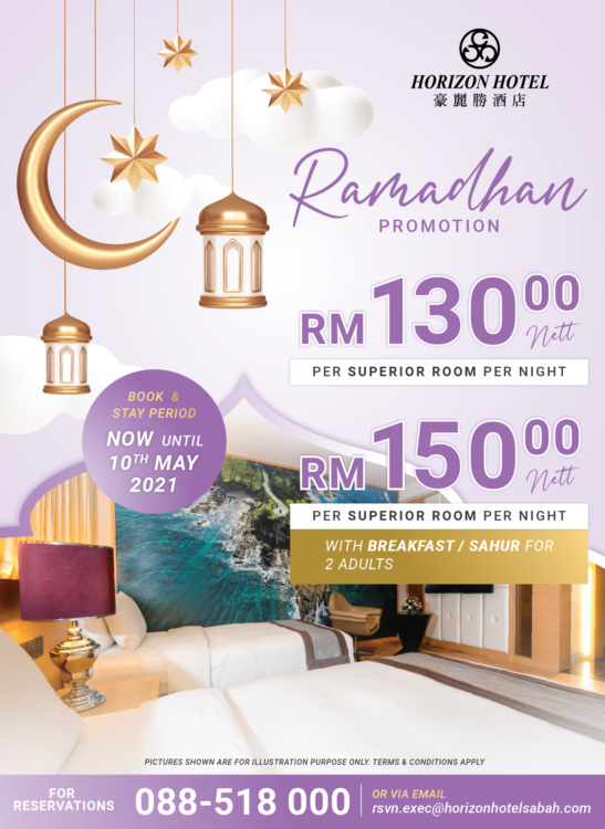 Ramadhan Room Promotion