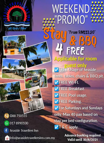 Weekend Promo Stay & BBQ