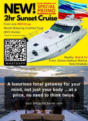 Special Promo 2hr Sunset Cruise