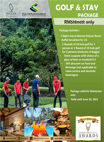 Golf & Stay Package