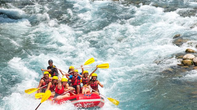 Kedamaian Accepts Us All – A Non-Swimmer's Rafting Experience