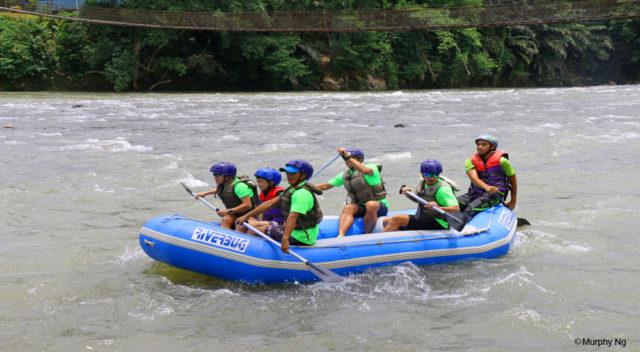 Kiulu White Water Rafting
