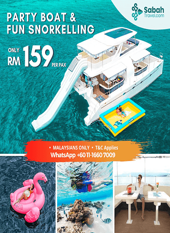 Party Boat & Fun Snorkelling