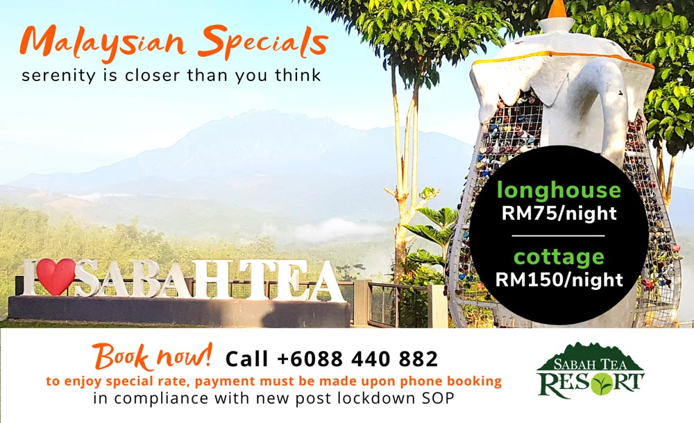 Malaysian Specials – serenity is closer than you think