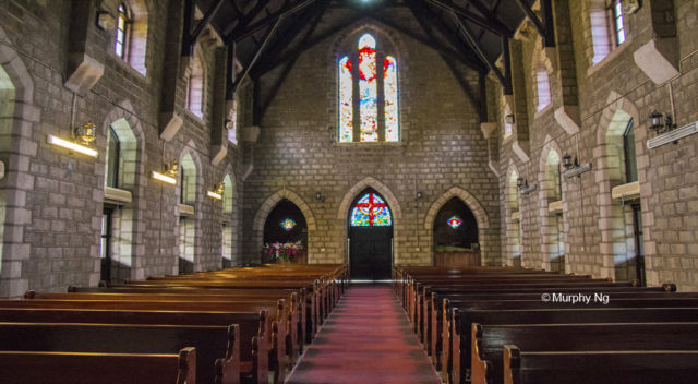 St. Michael's and All Angels Church, Sandakan