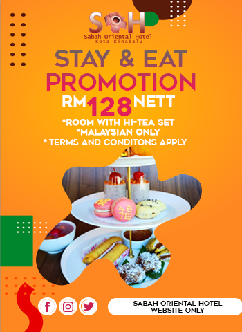 Stay & Eat Promotion